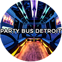 Detroit Party Bus Rental